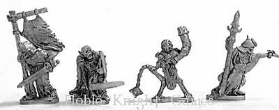 Mirliton SG Grenadier 25mm Undead Command Group #1 Pack MINT