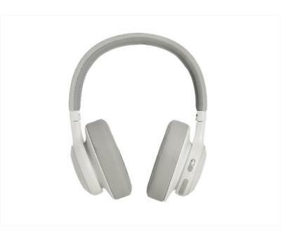 Cuffie Bluetooth JBL - E55BT bianco Cuffie wireless bluetooth Con Archetto ad0a7c2c3e26