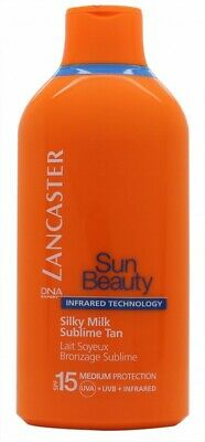 Lancaster Sun Beauty Silky Milk Sublime Tan. New. Free Shipping