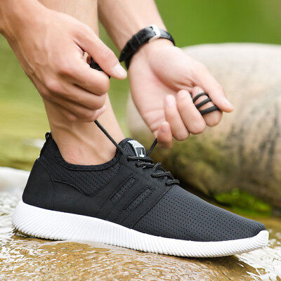 Men's Fashion Outdoor Breathable Sneakers Casual Sport Comfortable Running Shoes