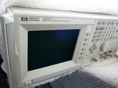HP 5373A Modulation Domain Pulse Analyzer