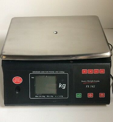 Avery Weight Tronix FX 142 Post Office Digital Parcel Scale
