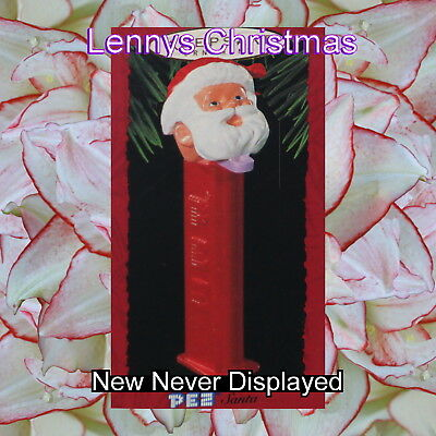 Hallmark Ornament, 1995 Pez Santa, New
