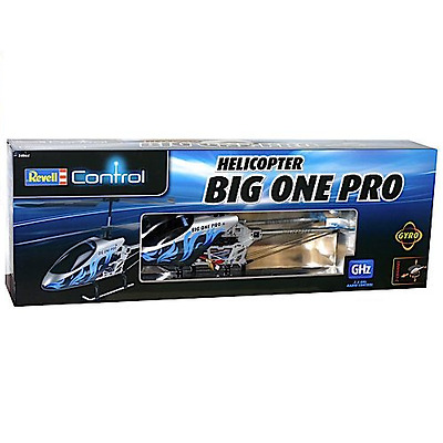 Revell Control Helicopter RC Big One Pro 2.4GHz