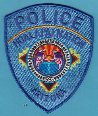 Hualapai Nation  Tribal Police  Patch. Arizona.