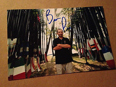 Brian Price SIGNED 4x6 photo TEAM CANADA Men's 8 ROWING / OLYMPICS GOLD MEDAL