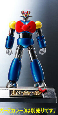 MAZINGER Z Ver. HELLO KITTY SUPER ROBOT CHOGOKIN BANDAI LIMITED NUOVO *[A ROMA]*