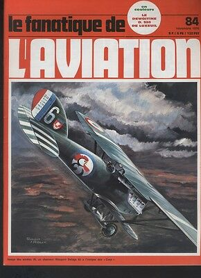 (165) Le fanatique de l'aviation N° 84