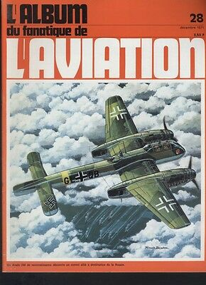 (165) Le fanatique de l'aviation N° 28