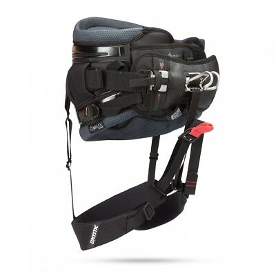 Mystic Strappies - Harness Seat Extension Farbe: black