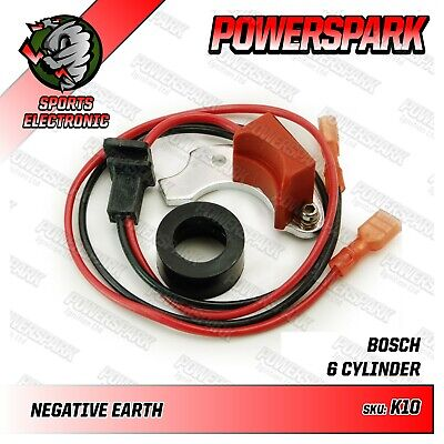 Powerspark Electronic Ignition Kit JFU6 Bosch Distributor RH Points 1pc