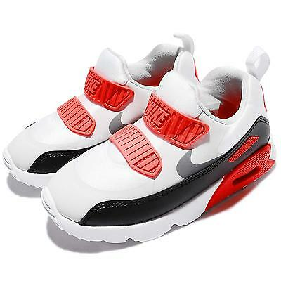 hot sale online 36ad6 f13dd Nike Air Max Tiny 90 TD OG Neutral Grey Toddler Infant Baby Shoes 881924-002