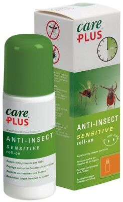 Care Plus Anti Insect Roll On - 20% Icaridin