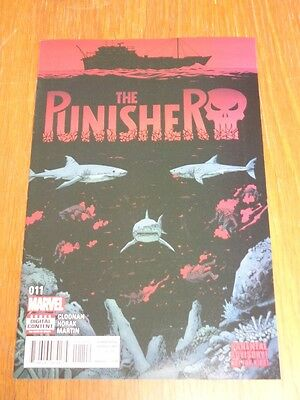 Punisher #11 Marvel Comics June 2017 Vf (8.0)