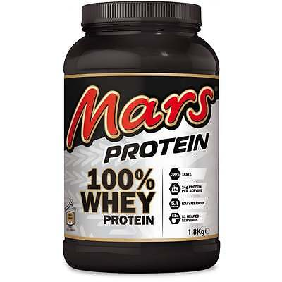 Mars Protein Powder Tub 1.8kg
