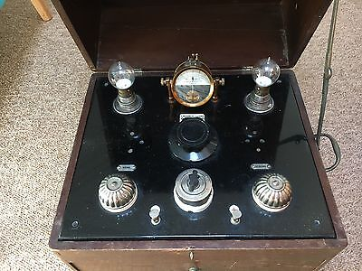 Victorian Electro-Shock Therapy Machine - Antique - Steampunk