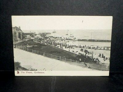 Norfolk -The Front Gorleston 1905