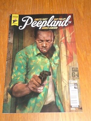 Peepland #5 Titan Comics April 2017 Nm (9.4)