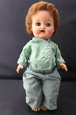 Vintage 50's Ideal Betsy Wetsy VW1 Doll w/Clothes 12""