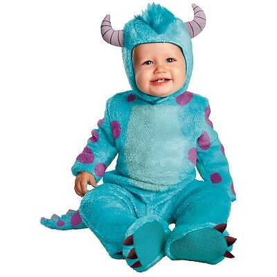 Sulley Classic Infant Costume Monsters, Inc. Halloween Fancy Dress