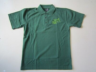 Personalised Embroidered Shirt with your choice of Horse Design in Dark Green