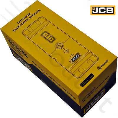 JCB Drop proof Wireless Bluetooth Outdoor Speaker For Android/iPhone Smartphones