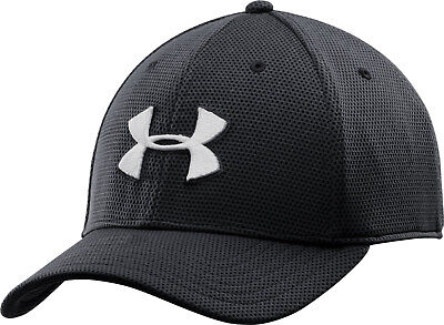 Under Armour Blitzing II Stretch Fit Cap - Black