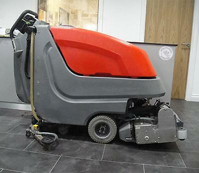 Reconditioned Hako Scrubmaster B70 CL Scrubber Dryer