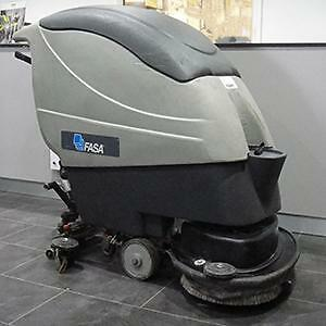 Reconditioned Edge A9 Walk Behind Scrubber Dryer
