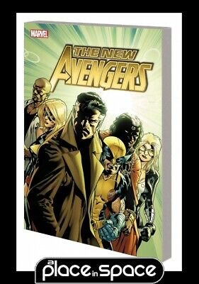 New Avengers By Bendis Complete Collection Vol 06 - Softcover