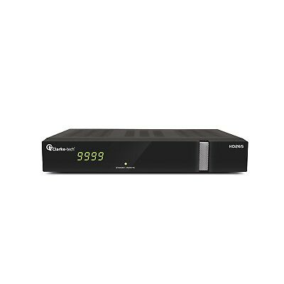Clarke-Tech Full HD Android Sat 3D Ready H.265 Kodi Receiver