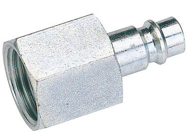 "Genuine DRAPER 1/2"" BSP Female Nut PCL Euro Coupling Adaptor (Sold Loose) 54421"