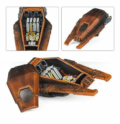 Sector Imperialis Objectives - Lucius Pattern Escape Pod - 40K