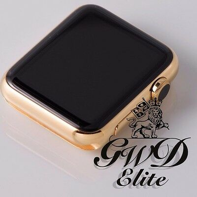24K Gold Plated 38MM Apple Watch BODY ONLY
