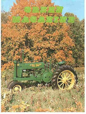 John Deere Model 101 Tractor Green magazine January 1989