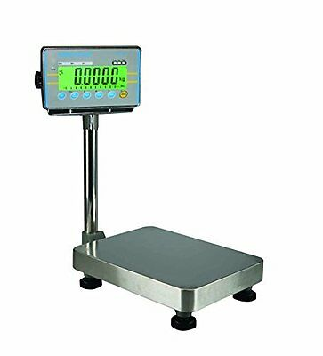 Adam Equipment ABK 260a Bench and Floor Weighing Scale, 260lb/120kg Capacity,