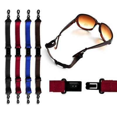 Glasses Strap Sunglasses String Cord Holder Neck Lanyard Rope Adjustable EBEC12