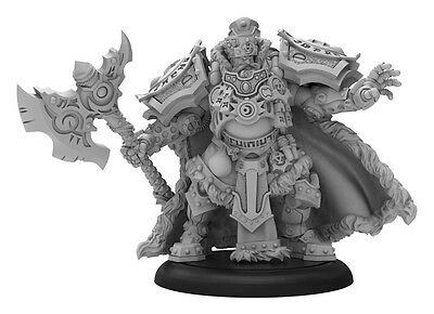 Warmachine Khador Greylord Forge Seer Solo PIP33122 Cheap Overseas Shipping!!!