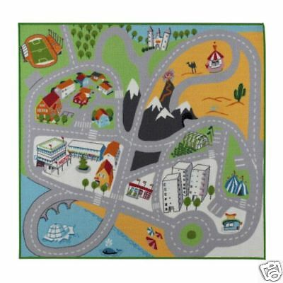 Ikea Play Mat Area Rug Kids Room New