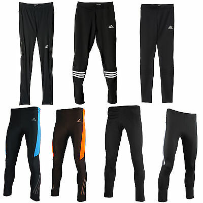 Adidas Performance Tight Mens Tracksuit Bottoms Training Pants Sports Trousers