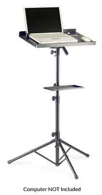 Stagg COS 10 BK Portable Laptop Stand (NEW)
