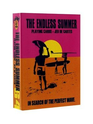 The Endless Summer Playing Cards