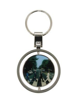 The Beatles Abbey Road Keyring