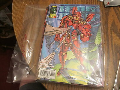 Iron Man volume 2 1 through 9 & 2 variant covers complete series VG 11 total