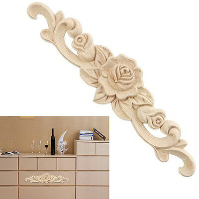 Hot Woodcarving Decal European Style Carved Craft Home Decorative Accessory 1PC