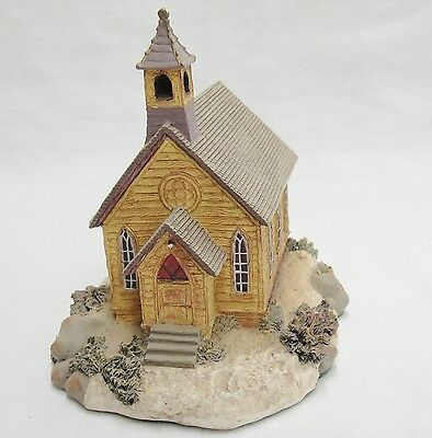 Bodie State Park California Country Churches of the USA Collection Figurine
