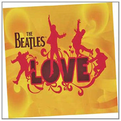 The Beatles - Love NEW CD