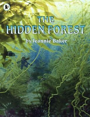 NEW The Hidden Forest By Jeannie Baker Paperback Free Shipping