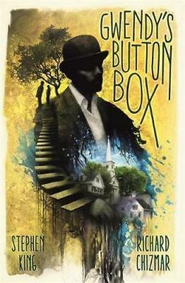 NEW Gwendy's Button Box By Stephen King Hardcover Free Shipping