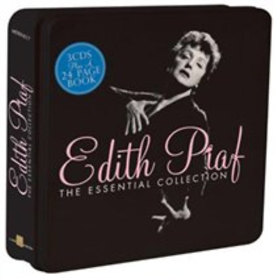 Edith Piaf-The Essential Collection  (UK IMPORT)  CD / Box Set NEW